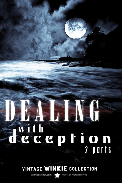 dealing with deception Add a new relationship to the mix and you have one more issue with which you  have to deal if the relationship is a good, solid one and you can.